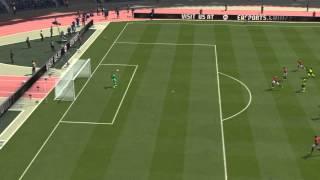 FIFA 15 MESSY GOAL
