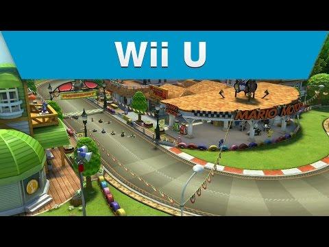 Wii U - Mario Kart 8 - Yoshi Circuit