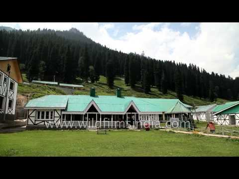 Jammu and Kashmir Tourism guest house, Sonamarg