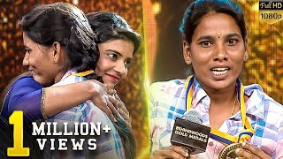 A Real KANAA Girl - An Emotional Moment on Stage!! Goosebumps Guaranteed!!