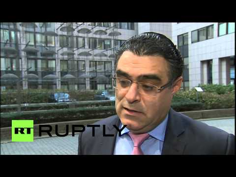 "Belgium: ""EU contingency fund not enough for Russian ban,"" says minister"