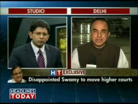 Kapil Sibal's sycophancy has made him mentally demented: Subramanian Swamy