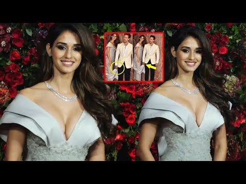 Disha Patani Craze at Deepika Ranveer Reception #DishaPataniCraze