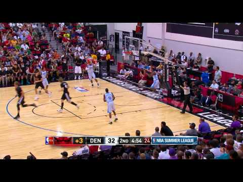 Summer League: Denver Nuggets vs Chicago Bulls