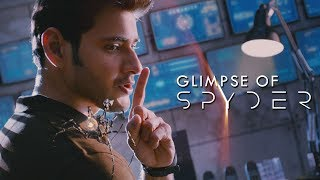 Download Glimpse Of SPYDER  | Mahesh Babu | A R Murugadoss | Rakul Preet Singh | Harris Jayaraj 3Gp Mp4