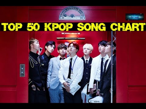 TOP 50 K-POP SONGS FOR JUNE 2015 (WEEK 5)