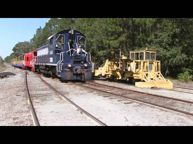 St Marys RR, Locust Grove Platform and Fried Green Tomatoes