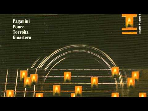 Alvaro Pierri - Ponce III, I.Satz: Allegro moderato