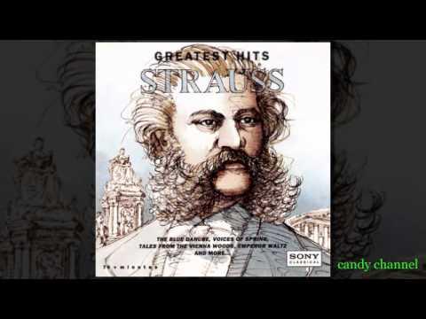 Strauss -  Hits  (Full Album)
