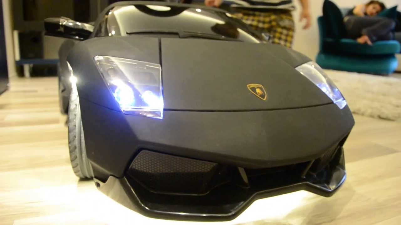 Battery Operated Car Modified For Kids Lamborghini Lp 670