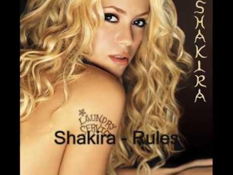 Shakira - Rules