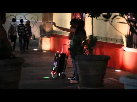 Biopolítica - Beatboxing en el Centro de Aguascalientes.