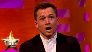 Taron Egerton Is Petrified Of Horses | The Graham Norton Show