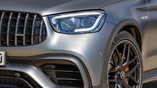 2020 Mercedes-AMG GLC 63 S 4MATIC+ Coupé c253