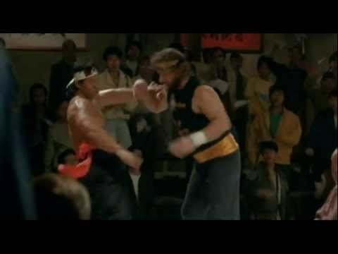Bloodsport: Chong Li vs Ray Jackson