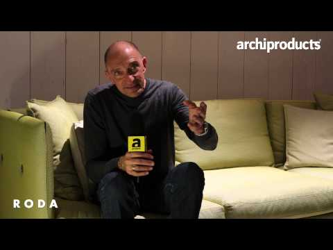RODA | RODOLFO DORDONI | Archiproducts Design Selection - Salone del Mobile Milano 2015