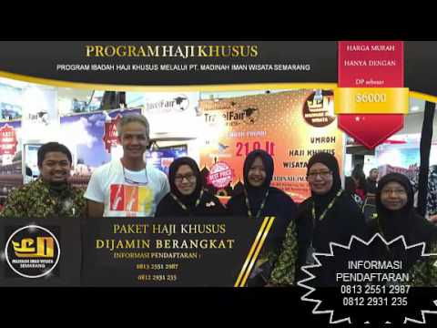 Video travel umroh murah semarang