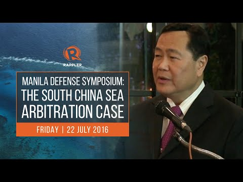 LIVE: Justice Antonio Carpio on what's next for PH after case vs China
