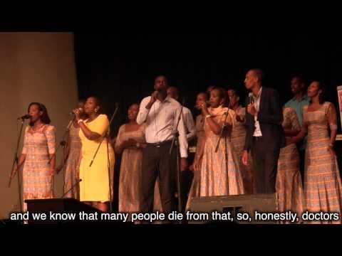 Rise and Shine Rwanda : A REAL LIFE INSPIRATIONAL BOOK