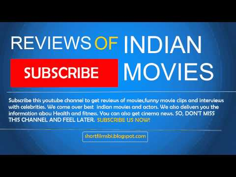Indian Movie Reviews : Get films reviews,hot videos,celebrity interviews and cinema NEWS