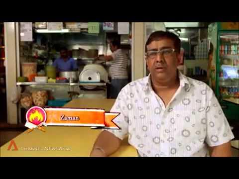 Singapore's best kambing soup ( mutton soup )