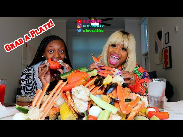 Seafood Boil with Kayla from Nicole TV thumbnail