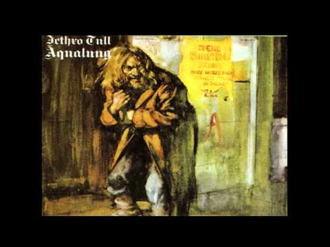Jethro Tull - Aqualung (with lyrics)