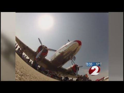 Air Show pulls out all stops