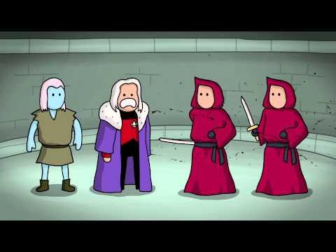 The Elder Scrolls: Краткий Сюжет