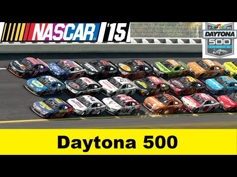 NASCAR '15 (Season 1) - Race 1/36 - Daytona 500