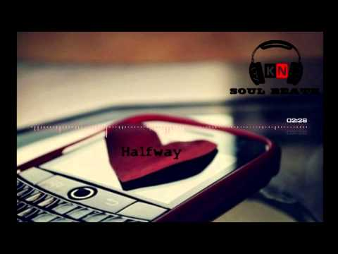 "Emotional Valentine RnB HipHop Instrumental Beat ""Halfway"""
