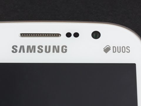 Samsung Galaxy Grand DUOS Preview