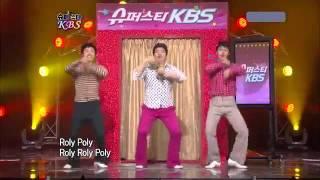 Roly Poly Parody With T-ara [110807]