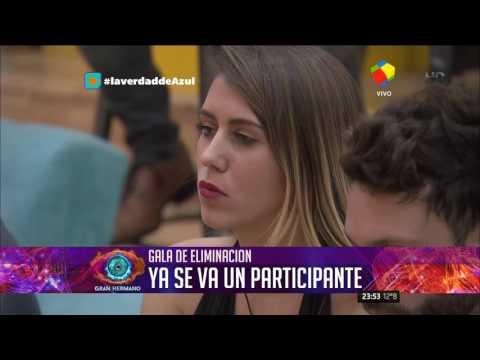 Belén Cavanay Dalessandro fue eliminada de la Casa de Gran Hermano
