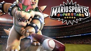 Mario Sports Superstars - Baseball [Mushroom Cup] - Part 1 3DS