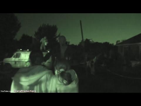 Terror Tram: Chucky's Revenge Halloween Horror Nights 2010 Universal Studios Hollywood