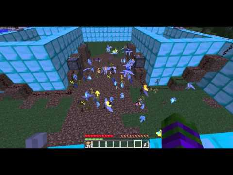 MineCraft Mod Review CLAY SOLDIERS