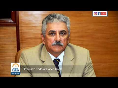 Deputado Federal Bosco Costa propõe PL que prevê tornar o bafômetro obrigatório em todos os veículos