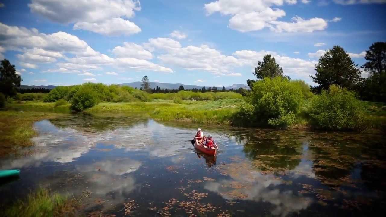 Bend-Sunriver Oregon RV Resort and Campground