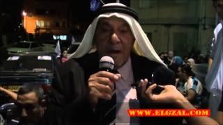 علي محمد قادري قائمة الوفاء والعدالة شفاعمرو افتتاح المقر