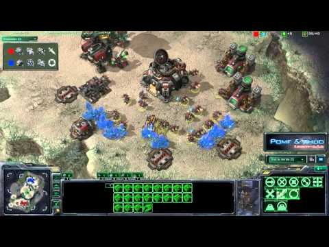(HD099) LucifroN vs Cloud - TvT - Part 1 - Starcraft 2 Replay [FR]