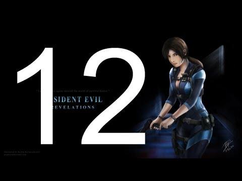 Resident Evil: Revelations - Прохождение Глава 12