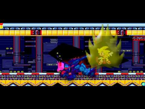The violent battles of Sonic Quest For Power 3