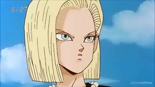 Kai - Android 17 vs Imperfect Cell