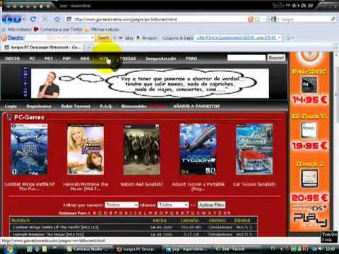 descargar juego para psp por utorrent