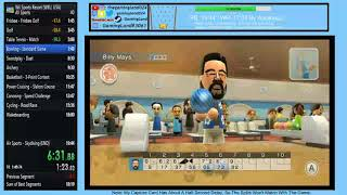 Wii Sports Resort: All Sports In 18:30