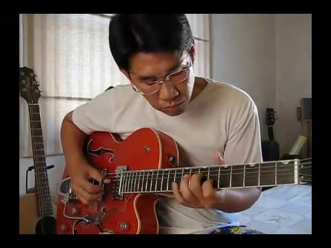 Maybelle (Chet Atkins) play by Sontaya
