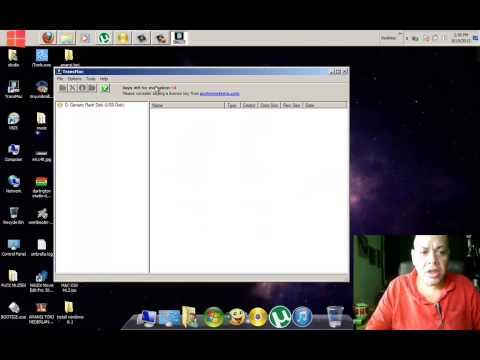 HOW to CREATE a BOOTABLE MAC OSX -USB Stick - in WINDOWS - (LINK) - 2013
