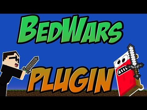 BedWars Bukkit Plugin Minecraft 1.8   1.9 Spigot   German    Tutorial  
