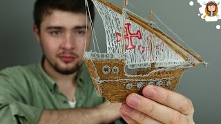 How to Make a Boat - Ship - 3D Pen